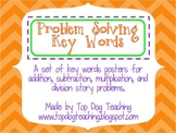Chevron Key Words for Problem Solving