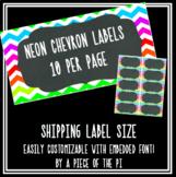 Chevron Labels: 10 per page