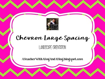Chevron (Large Spacing) Backgrounds