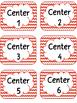 Chevron Literacy Center Cards