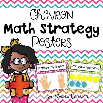Math Strategy Posters