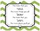 Chevron - Multicolored - Classroom Inspirational Quotes -