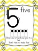 Chevron Number Formation Anchor Charts