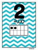 Chevron Number Set 0-20 Mega Pack
