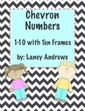 Chevron Numbers 1-10