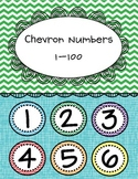 Chevron Numbers 1-100
