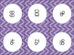 Chevron Numbers Flashcards 51-100