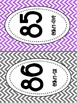 Chevron Numbers Mega Pack (1-100)