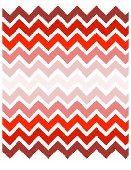 Chevron Ombre Papers: Collection of 8 FREEBIE