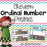 Ordinal Numbers Posters