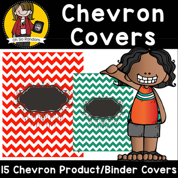 Chevron Page Covers  | CU