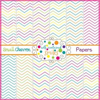 Chevron Paper Designer Pack (65 papers)