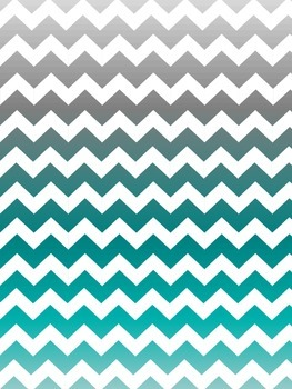picture regarding Printable Chevron Pattern called Record Template - Chevron Paper Routine Style through Lovin