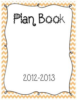 Chevron Plan Book