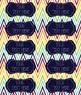 Chevron, Polka dot, & Stripes Editable  Labels! 10 per page (Avery 8163)