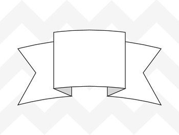 Chevron PowerPoint Backgrounds GrayScale