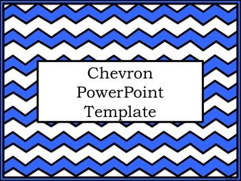 Chevron PowerPoint Template