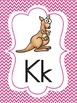 Chevron Primary Alphabet Set