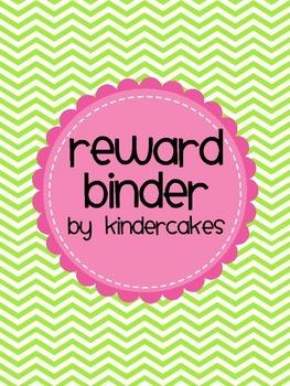 Chevron Reward Binder