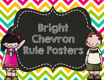 Chevron Rule Posters- Customized for you!
