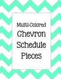 Chevron Schedule