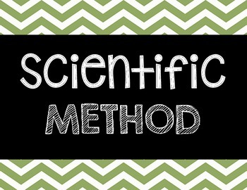 Chevron Scientific Method