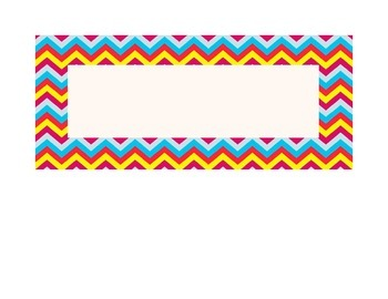 Chevron Sign Pack 1