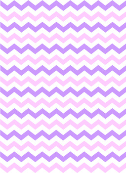 Chevron Sweetheart Paper