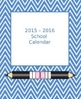 Chevron Teacher Binder Section Title Pages
