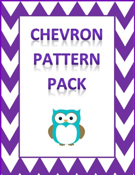 Chevron Teacher Pack
