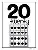 Ten Frame Number Set