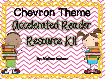 Chevron -Themed Accelerated Reader Resource Kit