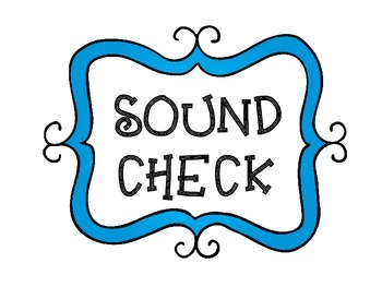 Chevron Themed Sound Check Management System