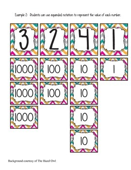 {Chevron} Understanding Place Value (Thousands, Hundreds, Tens, and Ones)