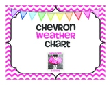 Chevron Weather Chart