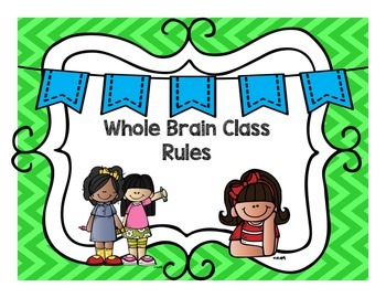 Chevron Whole Brain Class Rules