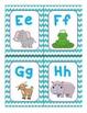 Chevron Word Wall Cards
