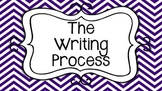 Chevron Writing Process Chart