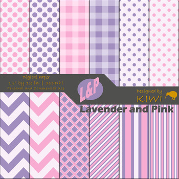 Lavender and Pink Preview Pack