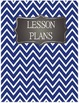 Chevron and Chalkborad CUTE Binder Covers!