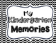 Memory Book for End of the Year