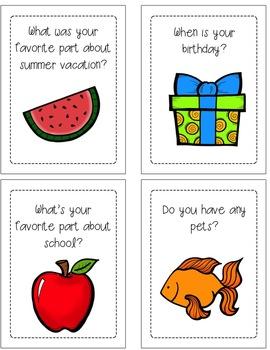 Back to School Activities! {Craftivities Included}