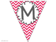 Chevron with Owls Word Wall Packet {Editable}