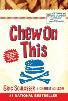 Chew on This pacing calendar