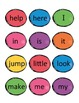 A Sight Word Game: Chewable Words