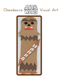 Red Pants Writing: Chewbacca Visual Art Sequence & Worksheets