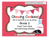 Chewing Cookies (sounds of oo, ou, ue, and ew )
