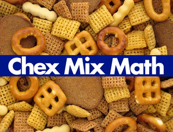 Chex Mix Math