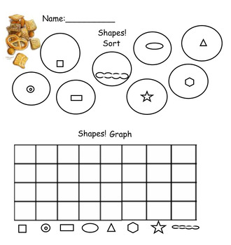 Chex Shapes Graph