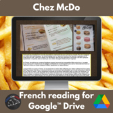 Chez McDo - Google Drive version